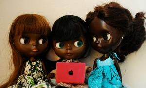 Brown Girls Blythe