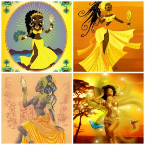 Oshun Collage