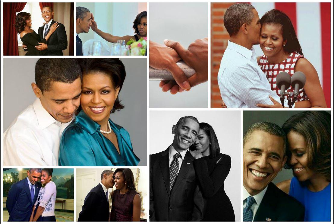 Obamas Collage