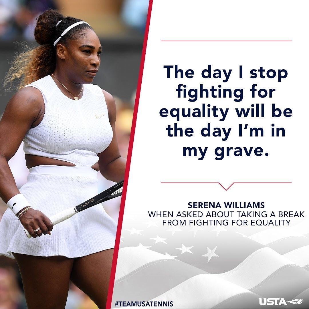 Serena Quote